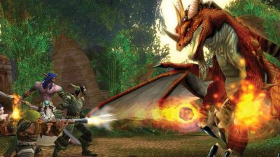 The best MMORPGs on PC | PCGamesN