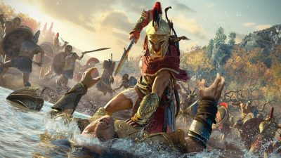 Assassin's Creed Odyssey proves Ubisoft is right to embrace absurdity | PCGamesN