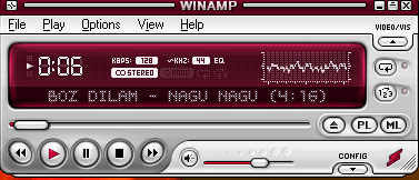 Winamp Pro key - High Tech India