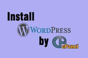 Install wordpress using cPanel for Beginners