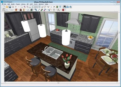 Kitchen Furniture Interior Design Software Pro 100 ...