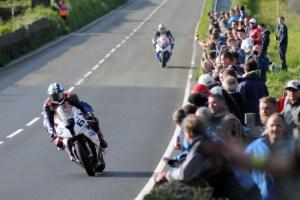 Michael Dunlop con la BMW de SBK