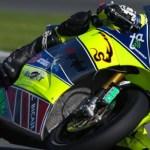 Xavier Pinsach muy cerca de puntuar en sus primeras carreras en Moto2