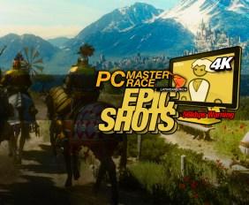 PCMR Epic Shots W3BAW