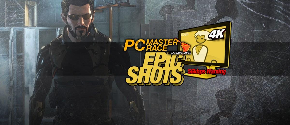 PCMR Epic Shots DEMD