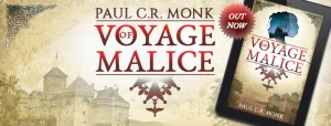 voyage of malice out now