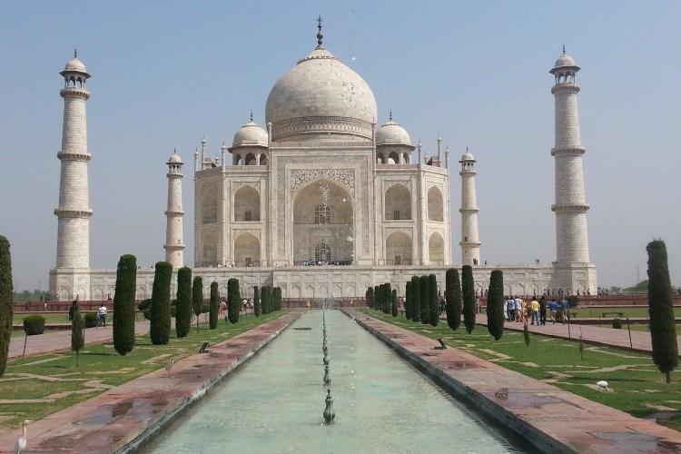 (Namaste) Incredible India