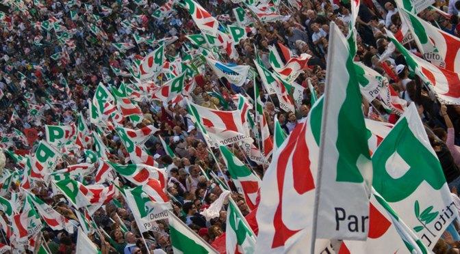 Manifestazione PD: il 29 ottobre tutti a Piazza del Popolo. Da Cremona in treno verso Roma!