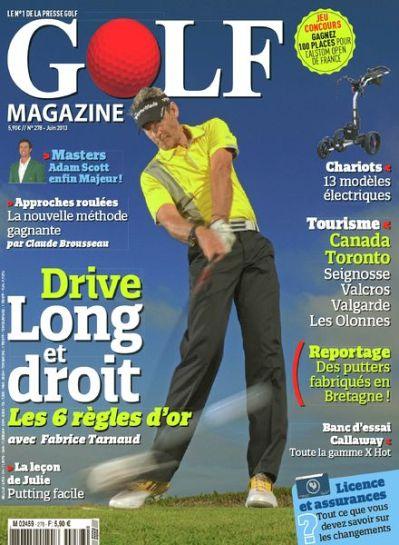 Download Golf Magazine – Juin 2013 - PDF Magazine