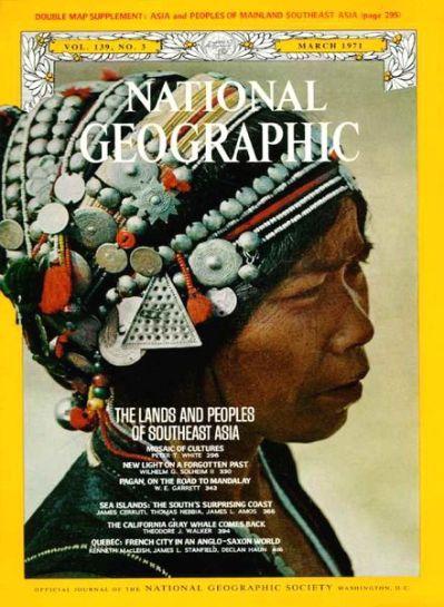 Download National Geographic Magazine 1971-03, March - PDF Magazine
