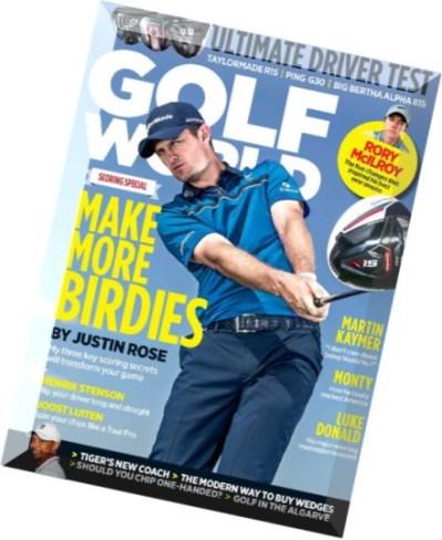 Download Golf World – February 2015 - PDF Magazine