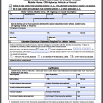 Florida Bill of Sale Form