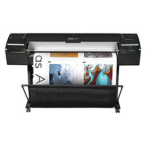 Hewlett Packard Wide Format Printers