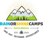 Rain or Shine Camps