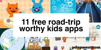11 free kid apps