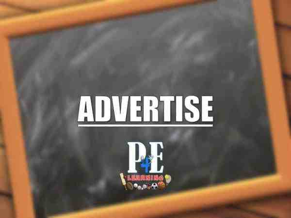 Advertise @ PE4Learning