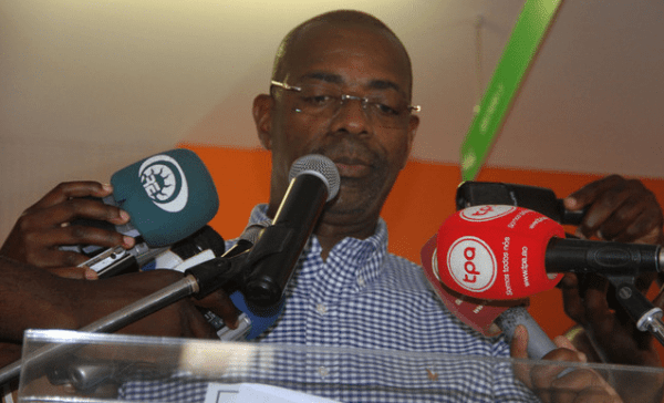 Sports minister urges youth to promote peace (Angola)
