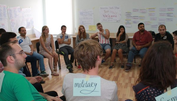 Education and Peace Training on Cultural Conflicts (Central & Eastern Europe)
