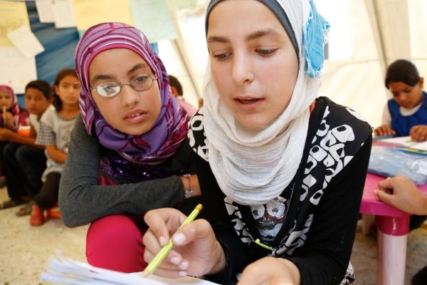 Working Toward Peace in Syria with Education