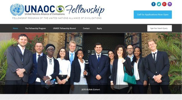 The United National Alliance of Civilizations Fellowship Programme: Call for Applications