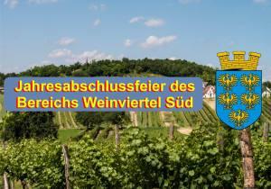 Jahresausklang des Bereichs Weinviertel Süd @ Heuriger Wannemacher | Hagenbrunn | Niederösterreich | Österreich