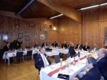 Weihnachtsfeier der Tiroler Peacekeeper beim Gastgeber MilKdoT