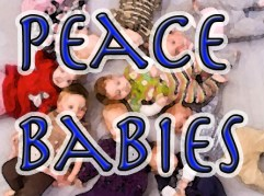 Photo of babies born at Peace Church