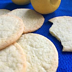 The Best Lemon Snaps Cookie Recipe