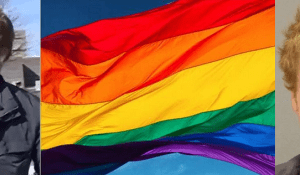 Cameron Mayfield guilty of hate crime for burning rainbow flag