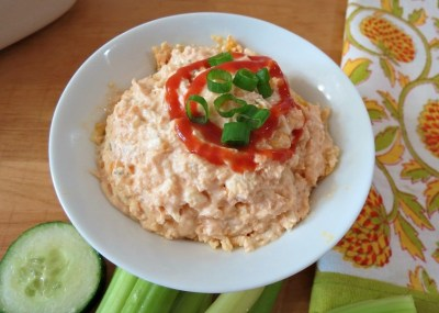 Buffalo Chicken Wing Dip