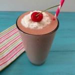 Chocolate Milkshake / Giveaway