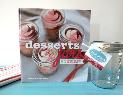 Desserts in a Jar Cookbook