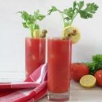 Virgin Bloody Mary #DrinkVeggies
