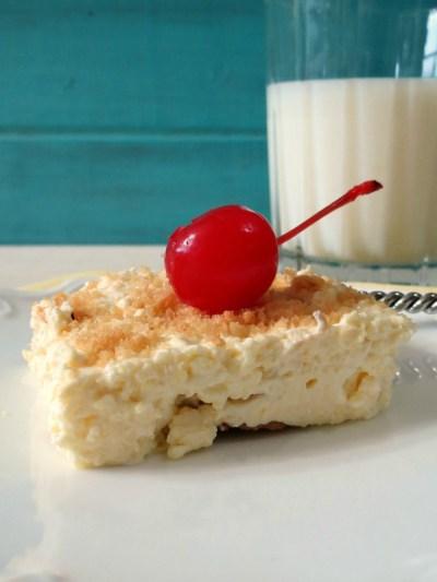 Banana Cream Pie Bars