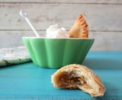 Mini Sweet Potato Hand Pie