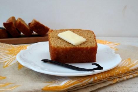 Vanilla Bean Bread