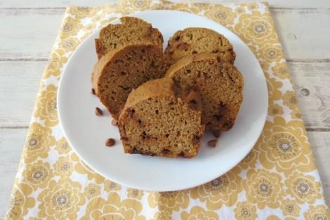 Pumpkin Cinnamon Chip Bread