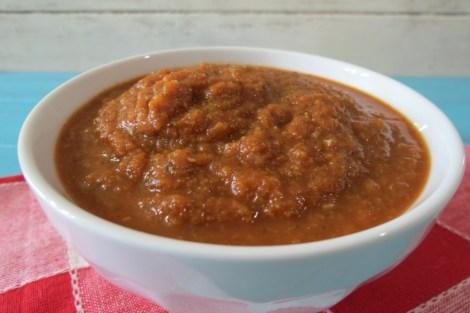 Roasted Vegetable Pasta Sauce