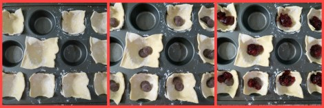 Last 3 Steps to making Puff Pastry