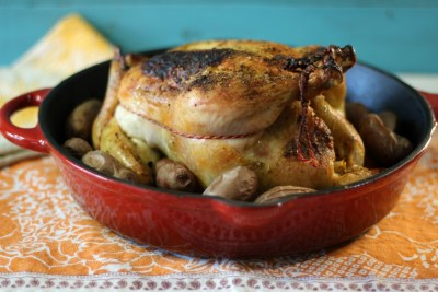 Chicken Skillet Roast