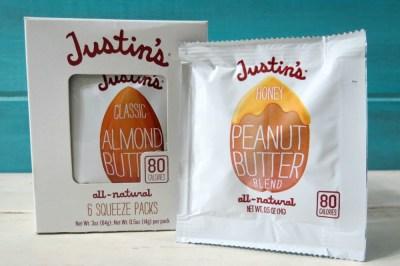Justins new 80 Calorie Pack PB