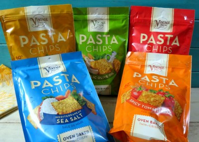 Pasta Chips
