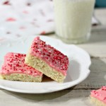 Yum Yum Wednesday – Valentine's LoftHouse Cookie Bars