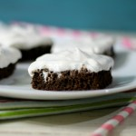 Root Beer Float Brownies  / Giveaway #flavorstory