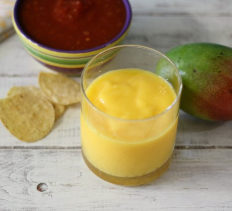 Skinny Mango Margarita