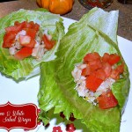 Chicken and White Bean Salad Wraps – Guest Blogger Momma's Meals