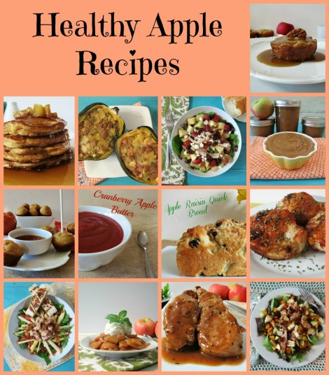 Healthy Apple Recipe