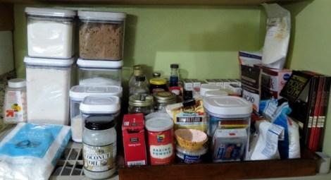 Baking Shelves