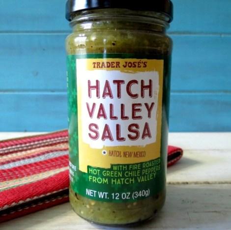 Trader Joe's Hatch Valley Salsa