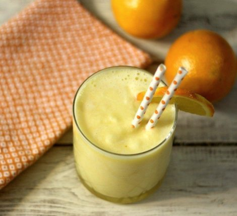 Pineapple Orange Smoothie